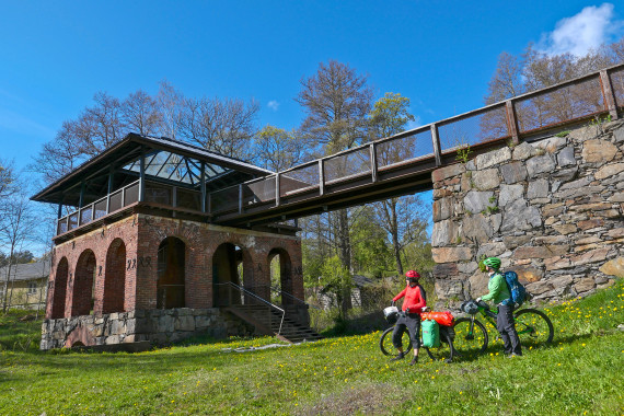 Coastal Trail Bicycle Route