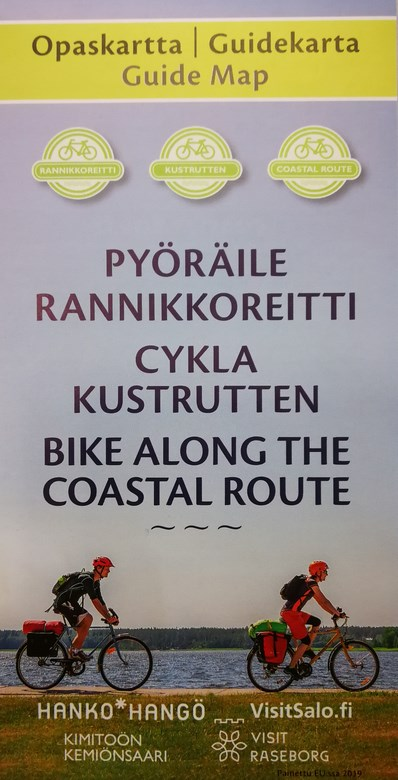 Coastal Route Map