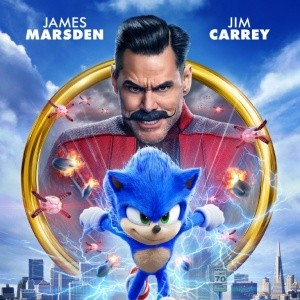 Sonic The Movie HUOM! Peruttu!