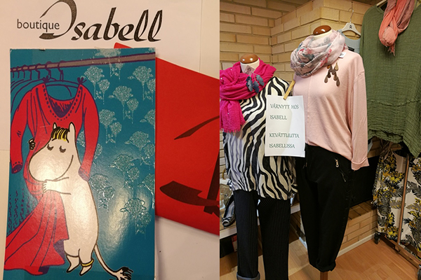 Boutique Isabell