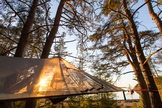 Skytent Ecocamp - a experiential experience