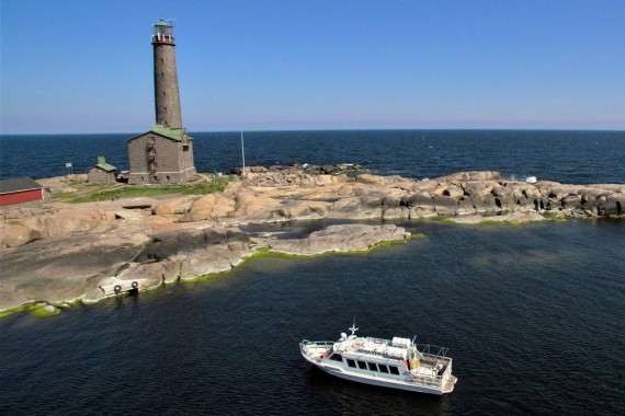 Cruises to Rosala Viking village and Bengtskär lighthouse