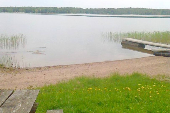 Lappdals swimming area