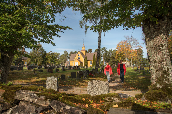Dragsfjärd's church